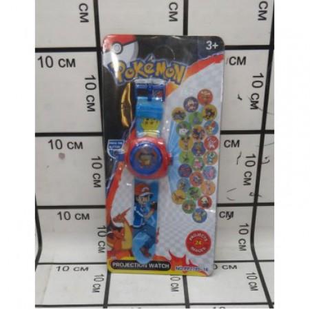 Часы Покемон 2789-16