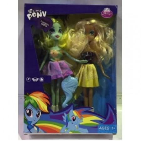 Куклы Май Литл Пони Набор 2 шт. 8655M-2