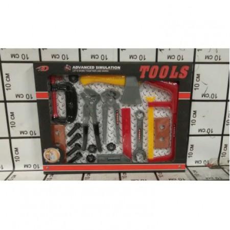 Набор инструментов 120-6