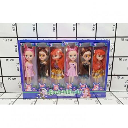 Куклы Зачарованные  8165B