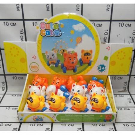 Заводные игрушки 12 шт. 0886