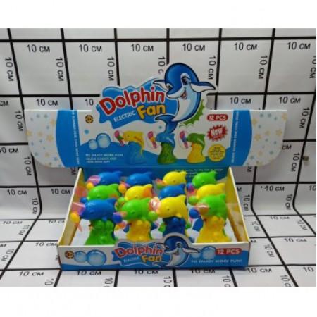 Дельфин Заводной 12 шт  868-2