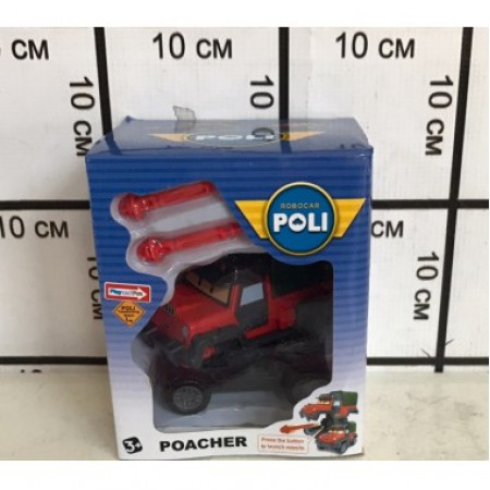 Машинка Робокар POACHER 83168-3