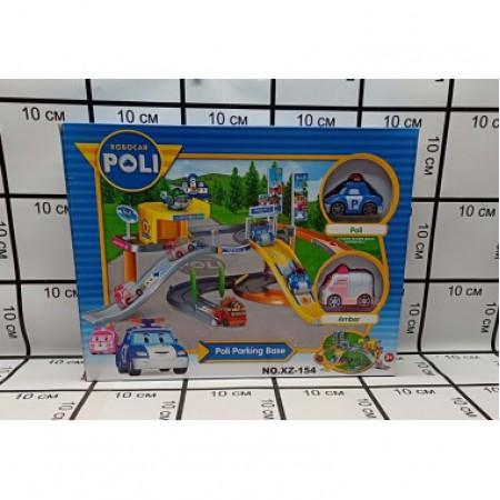 Игровой Набор Поли Робокар XZ-154