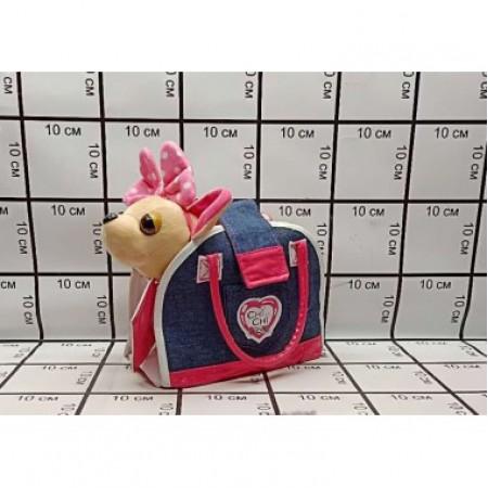 Собачка ЧичиЛав в сумке 4568