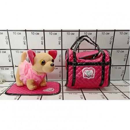 Собачка ЧичиЛав в сумке 4567