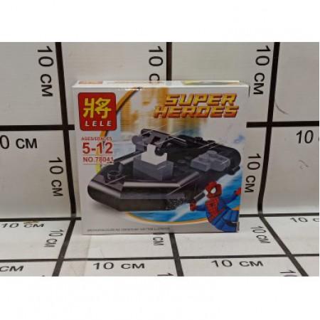Конструктор Супергерои транспорт 78041