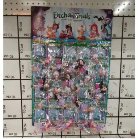 Зачарованные куклы HT17786