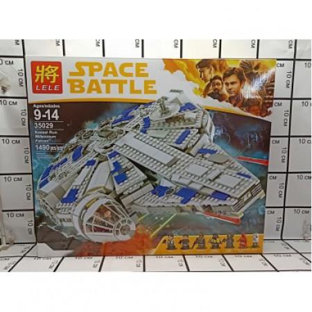 Конструктор Космические войны 35029
